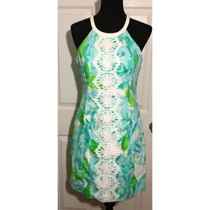 Lilly Pulitzer Delia First Impressions Blue Dress